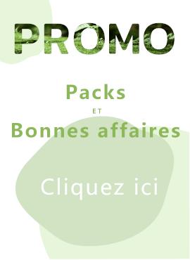 Promotions, packs et bonnes affaires